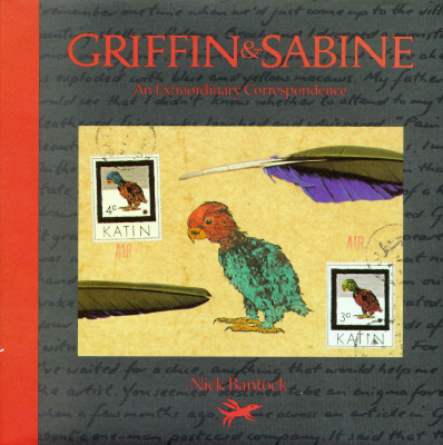 Griffin and Sabine By Bantock, Nick